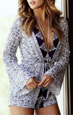 73a9085a3b72 Las 47 mejores imágenes de Moda para mujeres en 2016 | Enterizos ...