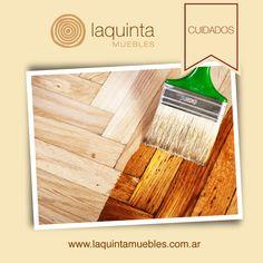 En la mayoría de los hogares de la madera no se puede perder, ya sea en el suelo o los muebles . Este es un material que da mucha calidez al recinto y no necesitan mucho cuidado.
