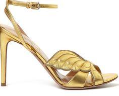 Valentino shoes, $1,095, shopBAZAAR.com.