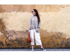 This is Patricia G.'s buyer show in OurMall;  #SWEATER #CULOTTE please click the picture for detail. http://ourmall.com/?zqARNz