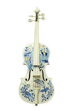 Rainier Symphony Painted Violins