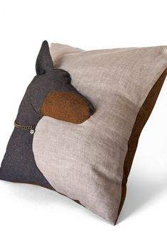 Softheads have presented two new species in Paris: Soft Fox and Soft Doberman. But they also surprised us with the Soft Cushions cushions. Animal Cushions, Dog Cushions, Baby Pillows, Scatter Cushions, Throw Pillows, Handmade Pillows, Decorative Pillows, Dog Quilts, Knit Pillow