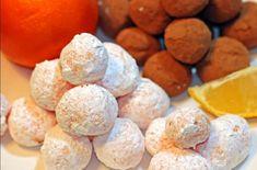 Orange Creamsicle Truffles | Food Recipes