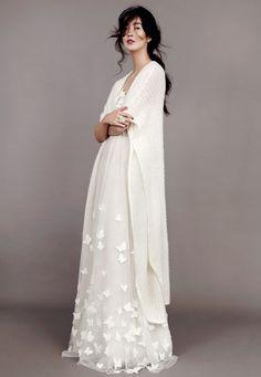 Brautmode: Die neuen Hochzeitskleider von Kaviar Gauche - BRIGITTE