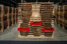 Messestand des Girsberger Massivholzhandels bei der Messe Holz 19 in Basel - Standdesign  Schreinerträume werden wahr!  #girsberger #girsbergermassivholz #massivholz #massivholzhandel #möbelholz #standdesign #messestand #holz19 #fairstand #eiche #esche #nussbaum #ulme   Standdesign & Fotos: André Bolliger Basel, Jenga, Photos, Solid Wood, Elm Tree, Oak Tree, Timber Wood