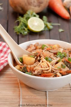 Thukpa is a typical Tibetan soup with chicken, veggies, noodles. Learn how to make my 25 minutes thukpa easily with step by step instructions.