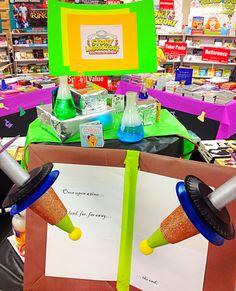 Story Laboratory Book Fair!