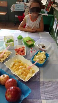 Senses Activities, Nutrition Activities, Preschool Learning Activities, Toddler Activities, Kids Learning, Kindergarten Portfolio, Baby Sensory Play, Preschool Songs, Food Themes