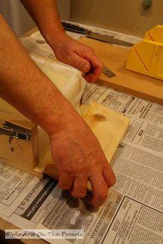 Soap making - Part 2