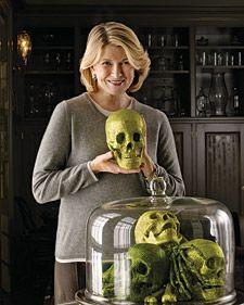 Martha Stewart - Halloween!
