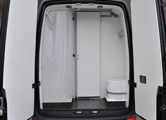 Fully Equipped With A Shower And Porta Potty This Camper Is Ready For The