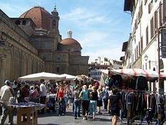 Mercato San Lorenzo----Discover Florence: Markets of Florence