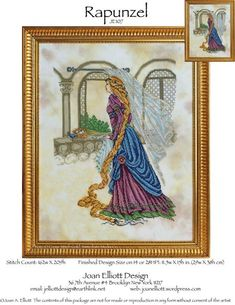 Joan Elliott - Cross Stitch Patterns - 123Stitch.com