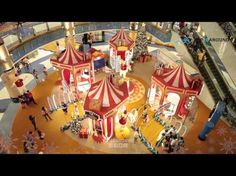 Top 10 Shopping Mall Christmas Decoration In KL - YouTube