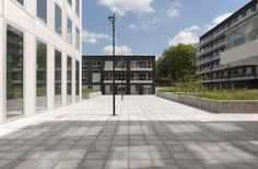 Court. Housing Danon Lille by KAAN Architecten. Pic @svd_fotografie