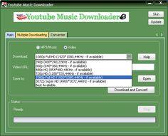 Download YouTube Music Downloader Offline Installer