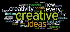 Creativity means many things to many people. What does it mean to you?
