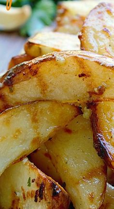 Garlic Parmesan Grilled Potato Wedges - Page 2 of 2 - This Silly Girl's Life
