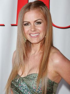 Strawberry Blonde Hair Color Pictures - Celebrities with Strawberry Blonde Hair - Marie Claire