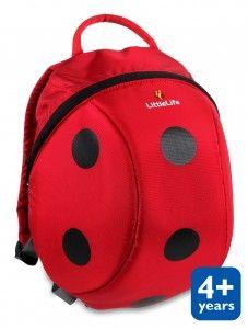 Duży plecak LittleLife Animal Biedronka 4