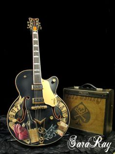 bushdog:  The Outlaw Gretsch | Flickr - Photo Sharing!