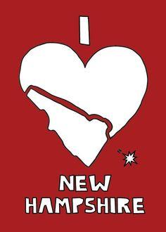 We <3 New Hampshire