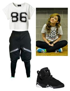 """Dancing with Chachi"" by iamgangster ❤ liked on Polyvore featuring AX Paris"