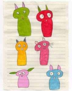 6 Creatures