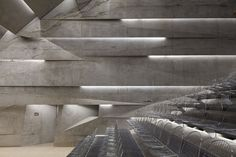 Konzerthaus Blaibach (Allemagne) by Peter Haimerl Architektur