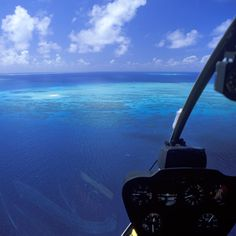This is a 30 minute Scenic Helicopter flight from Cairns to the Coral Sea to view the beauty of the Great Barrier Reef. Helicopter Pilots, Helicopter Tour, Experience Gifts, Once In A Lifetime, Great Barrier Reef, Cairns, World Heritage Sites, Airplane View, Australia