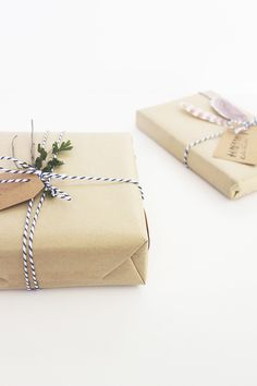 pure xmas gift design and packaging | gift wrap . Geschenkverpackung . paquet-cadeau | Photo @ folk & fest |