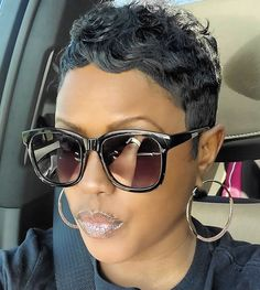 Low Cut Hairstyles, Short Relaxed Hairstyles, Short Sassy Haircuts, Pixie Hairstyles, Short Hairstyle, Pixie Haircut, Pixie Cut Styles, Hot Hair Styles, Short Styles