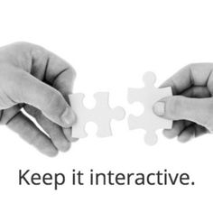 Online courses are more interesting when they're interactive. Agree or disagree?