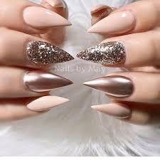 Resultado de imagen para nails stiletto