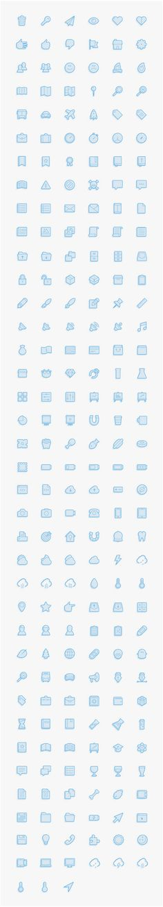 Juicicons: 225 Vector Icons | GraphicBurger