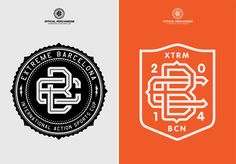 Branding project for the Extreme Barcelona — International Action Sports Cup 2014. Involving the creation of the brand identity plus Brand Book, art direction, design of the merchandise, urban promotional elements, volumetric and collateral, event/staff a…
