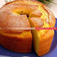 Discover easy and unique ideas for home, decor, beauty, food, kids etc. Portuguese Desserts, Portuguese Recipes, Portuguese Food, Tortas Deli, Sweet Recipes, Cake Recipes, Delicious Desserts, Yummy Food, Milk Cake