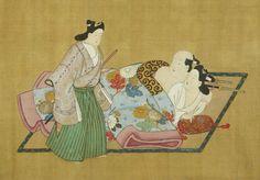 Entre os séculos XVII e XIX, o Japão passou pelo período conhecido como Edo, quando o país foi governado porum comando rígido, que, além do crescimento econômico, promoveu o interesse em arte, cultura, entretenimento... E sexo. Como as relações interpessoais ainda eram moldadas de forma conservadora, com a maioria dos casamentos sendo arranjados pelas famílias, restava aos japoneses dar um jeito para liberar suas fantasias. Poucos tinham o dinheiro suficiente para frequentar espaços de…
