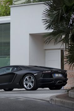 Lamborghini im matte black ❇