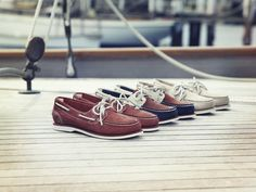 Walk in nautical style this summer with Timberland women's boat shoes