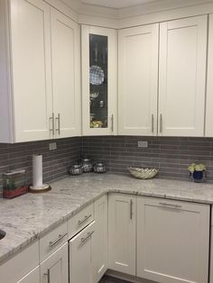 Kitchen cabinets are used here for extra seating.#kitchencabinet ...