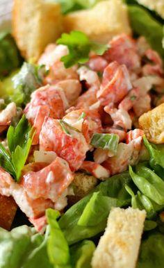 Lobster Roll Salad