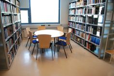 This were my calculator is getting attention! Metropolia UAS Library @ Myyrmäki. Familiar place for any of you alumni?