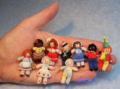 Fantastic small dolls
