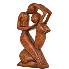 Bildergebnis für holzskulpturen kaufen