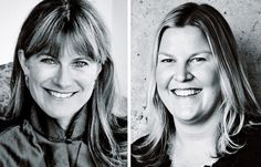"""Fast Company's October 2013 issue featuring """"Dynamic Duos"""" Jacqueline Novogratz of Acumen and Jocelyn Wyatt of IDEO.org, a mentor/mentee relationship that has evolved into a deep collaboration."""