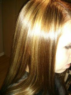 Katie's new colour :)