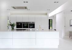 Modern Luxury Kitchens For A Grand Kitchen Luxury Kitchen Design, Best Kitchen Designs, Luxury Kitchens, Interior Design Kitchen, Cool Kitchens, Tuscan Kitchens, Custom Kitchens, Grand Kitchen, New Kitchen