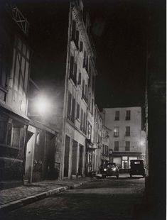 . Pierre Boucher, Paris 5th Arondissement, 1946