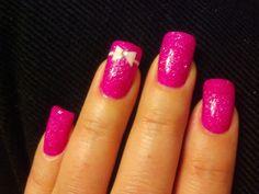 My Valentine's Day Nails 2013